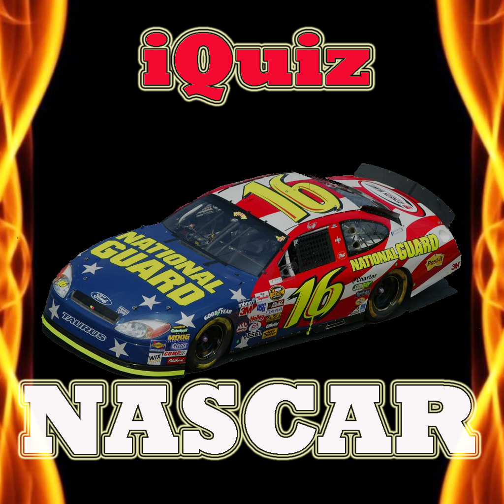 iQuiz for NASCAR ( The National Association for Stock Car Auto Racing Sport Trivia ) icon
