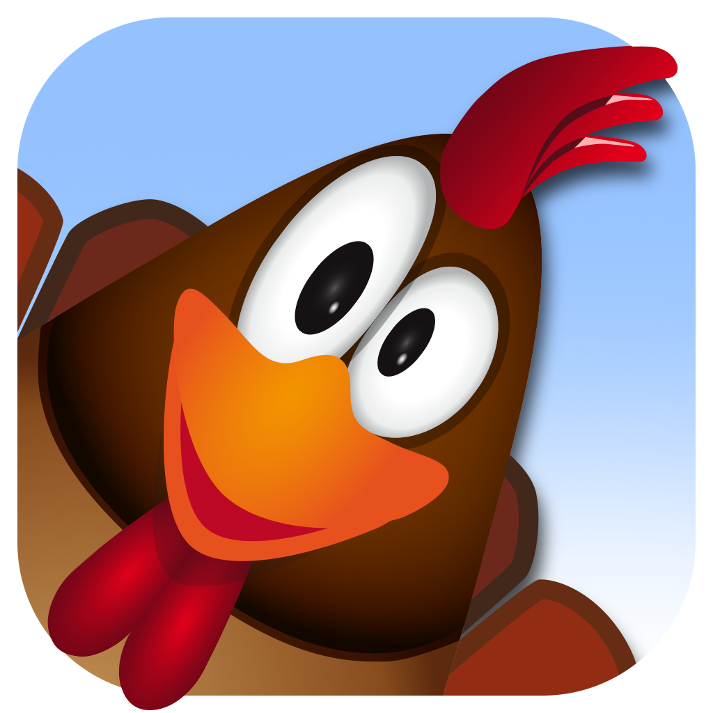 Fun to Fly to the top with this epic game so be cool and tap the most chicken eggs for free!
