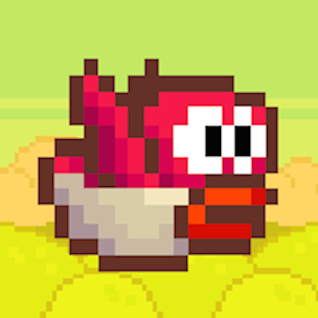 Tiny Bird - The Impossible Adventure of the Amazing Mister Flap - Free Gratis Game