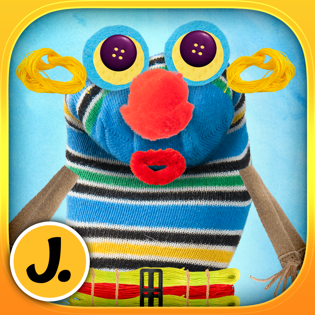 Puppet Workshop - Creativity App for Kids