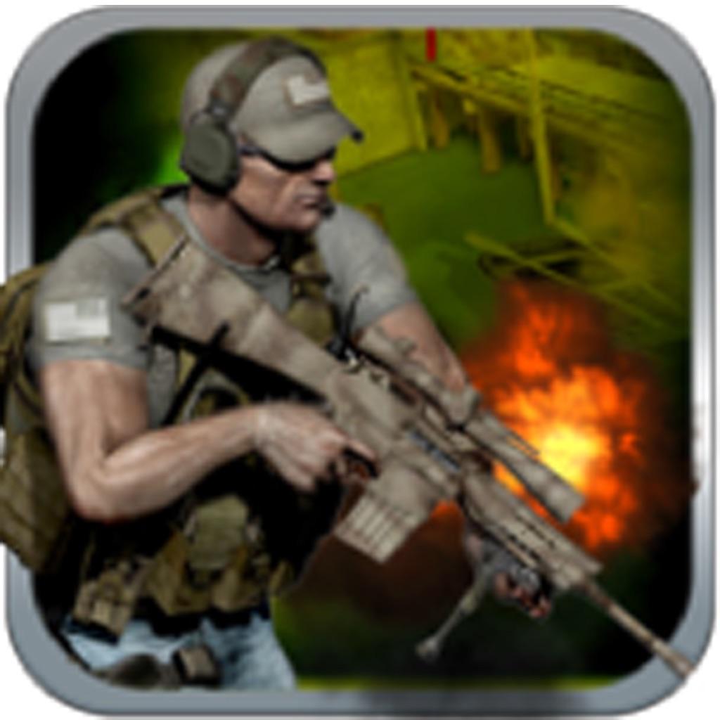 'Army Urban Combat (17+) PRO - Full Sniper Assassin Warfare Version