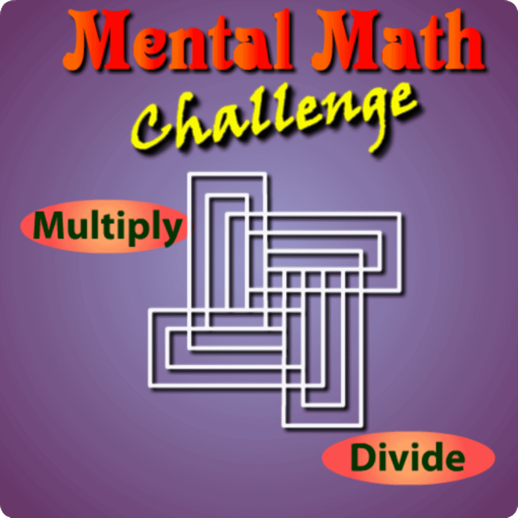 Multiply And Divide Mental Math Challenge