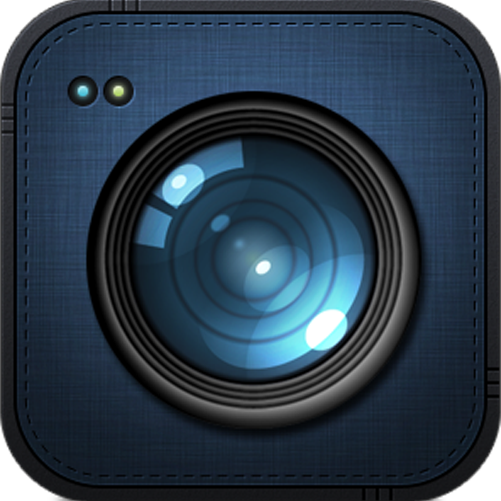 Black + White Camera HD icon