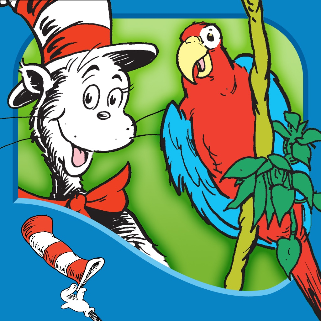 If I Ran the Rain Forest (Dr. Seuss/Cat in the Hat)