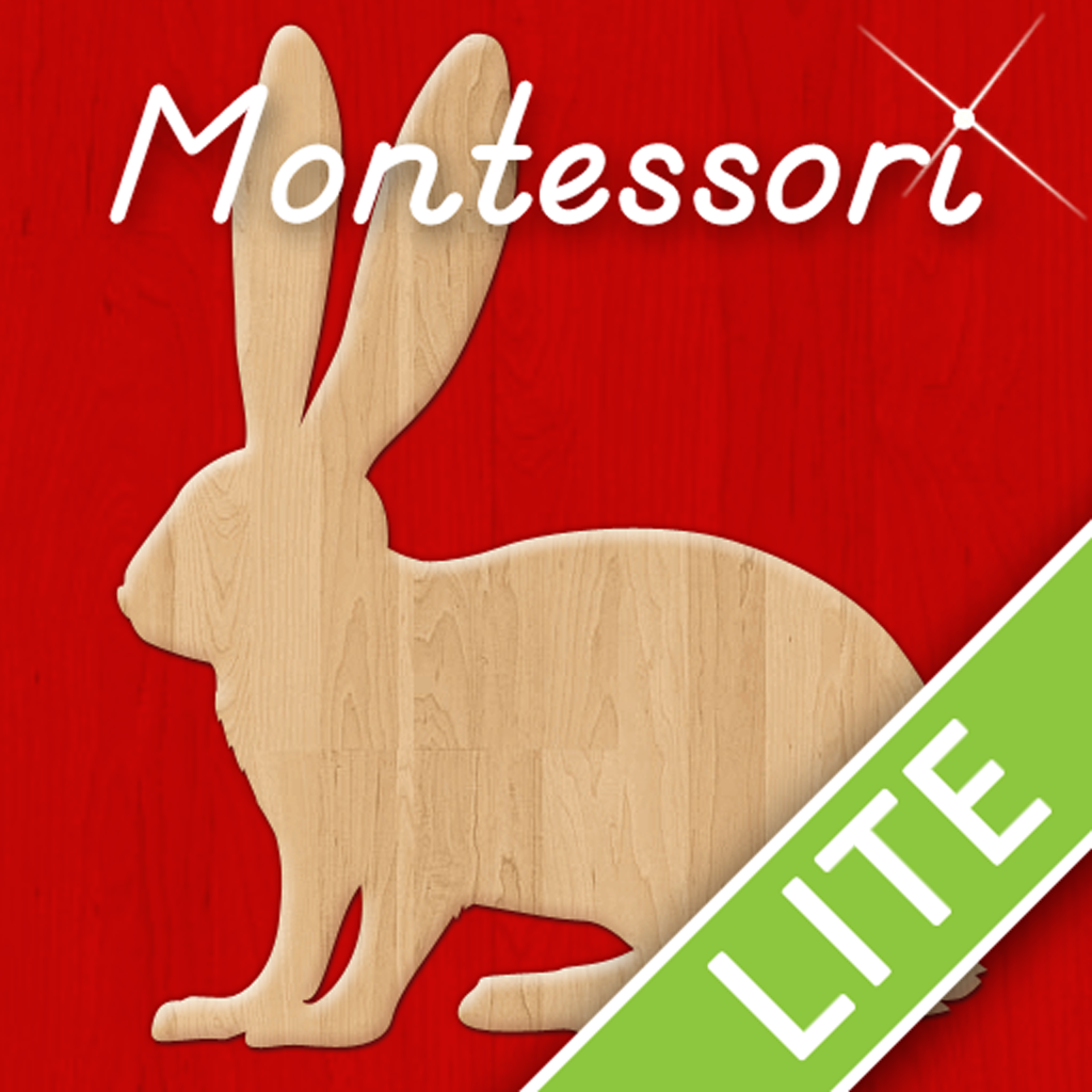 Montessori Approach To Vocabulary - Animals Lite
