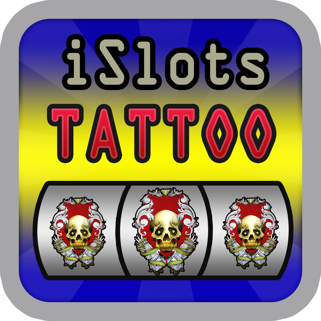 iSolts Tattoo Version ( Party Slot Machine Super Puzzle Popular Tattoos Edition for Every One )
