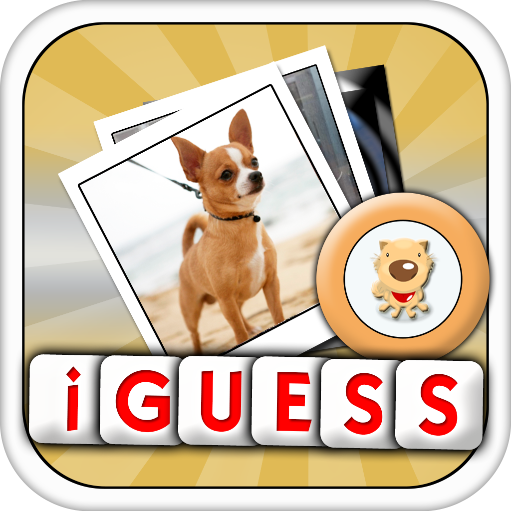 iGuess for Popular Dog Breeds of All Time Pro ( Pictures Animals Edition Quiz )
