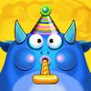 爆弾鶏 HD - ChikaBoom, Drop Chicken Bomb, Boom Angry Monster, Cute Physics Puzzle