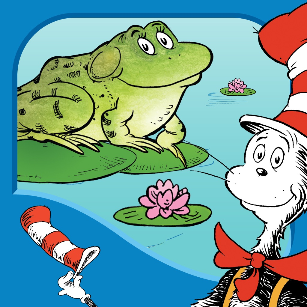 Would You Rather Be a Pollywog? (Dr. Seuss/Cat in the Hat)