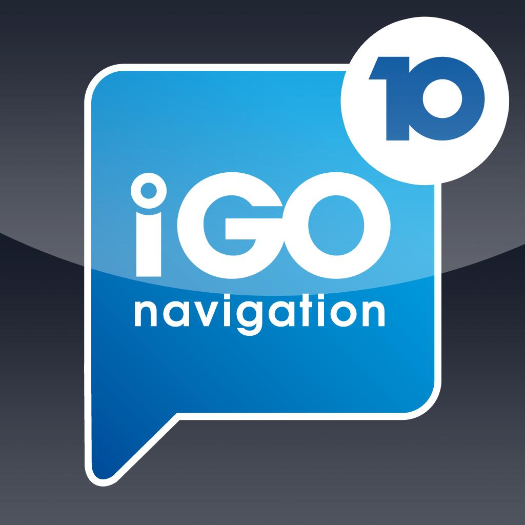 iGO Navigation SzülinApp