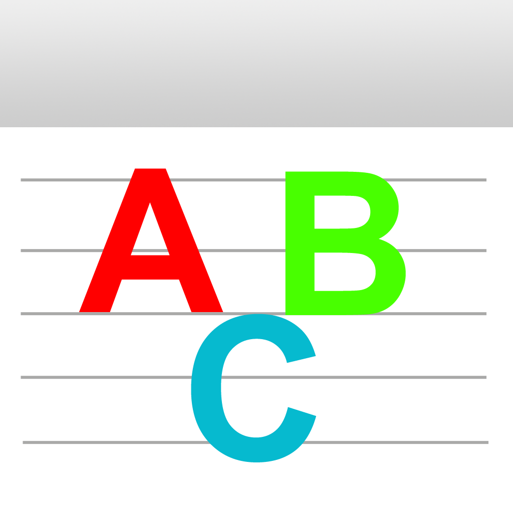 Little ABC Alphabet Phonics - Tracing App For Preschool Kids