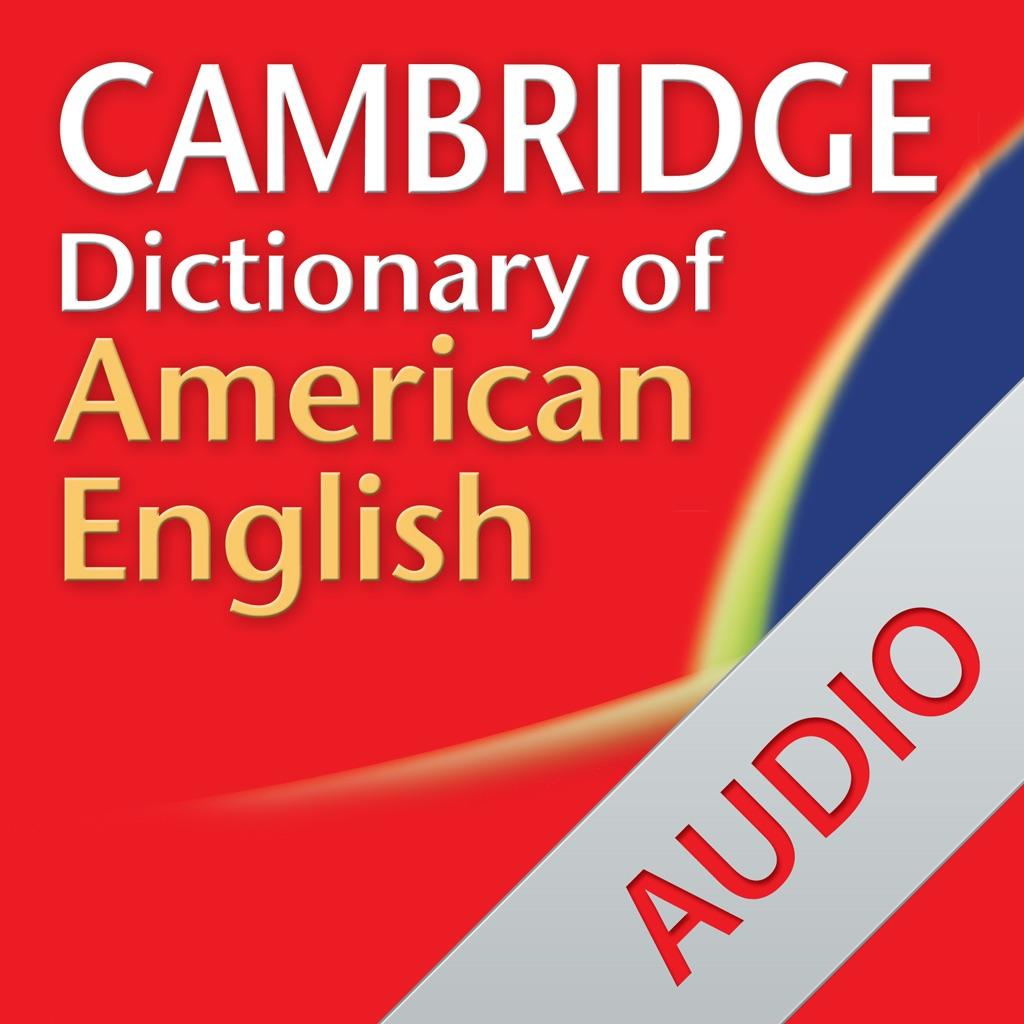 Audio Cambridge Dictionary of American English