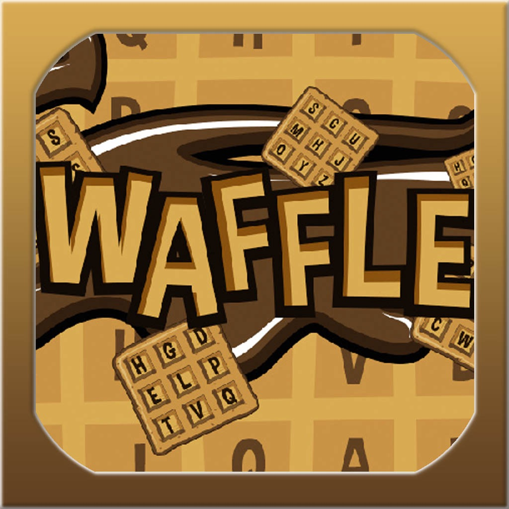 Waffle - The word Game icon