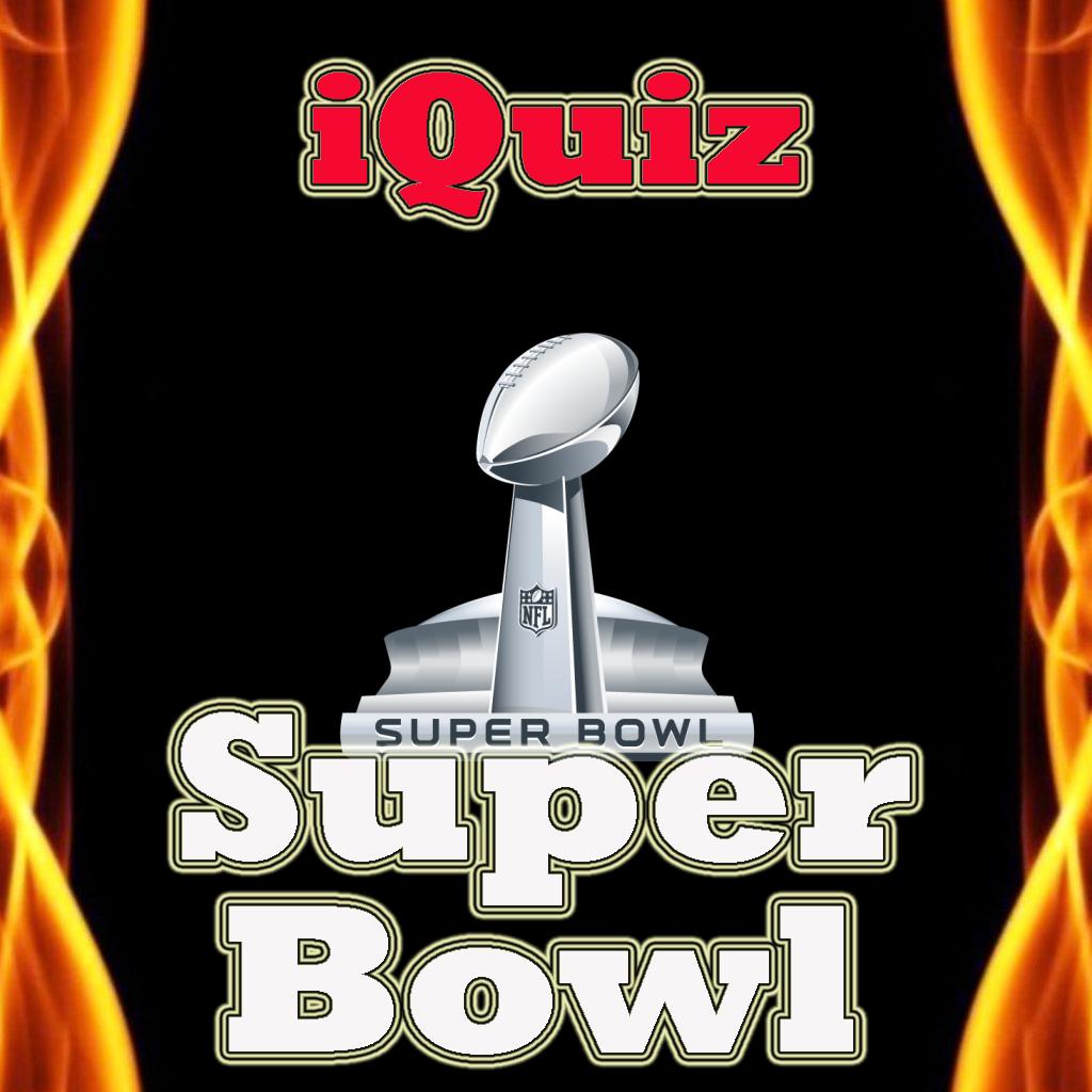 iQuiz for Super Bowl ( NFL Championship Trivia App )
