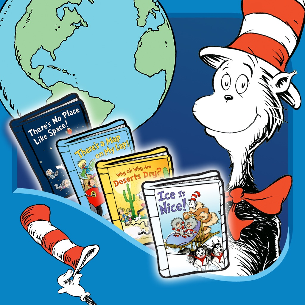Where Are We? Learning Library Collection (Dr. Seuss/Cat in the Hat)