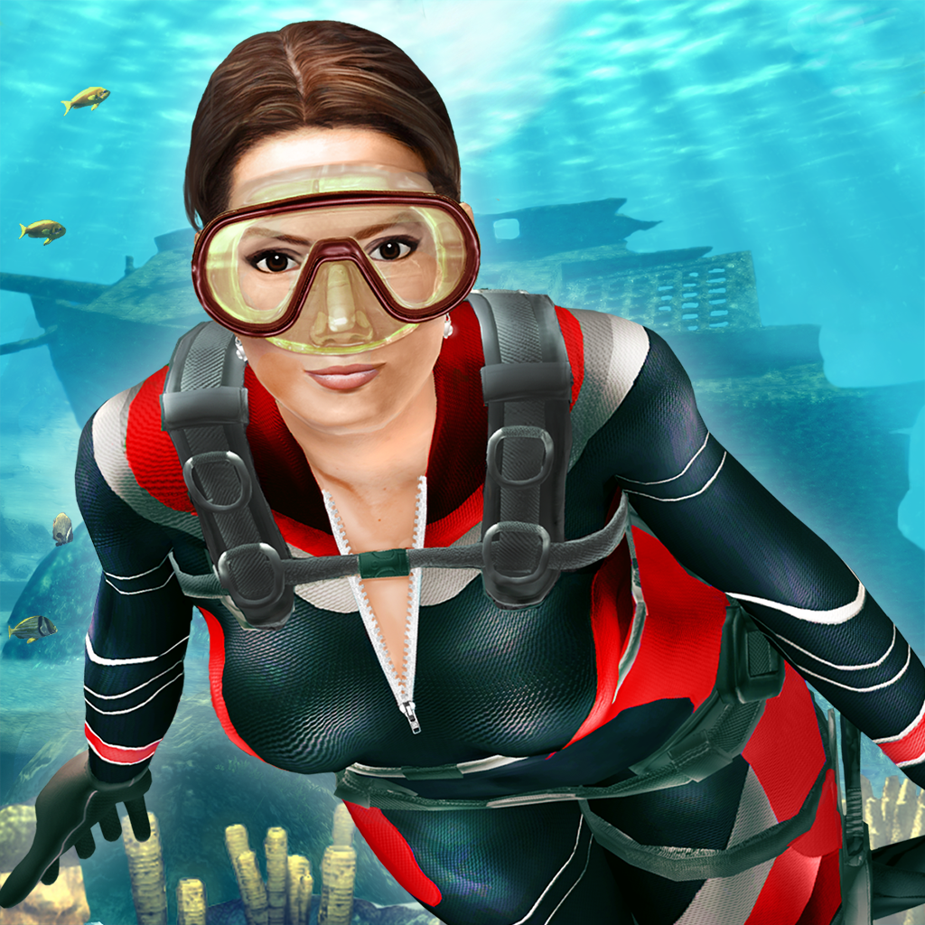 Scuba Diver Adventures: Beyond The Depths icon