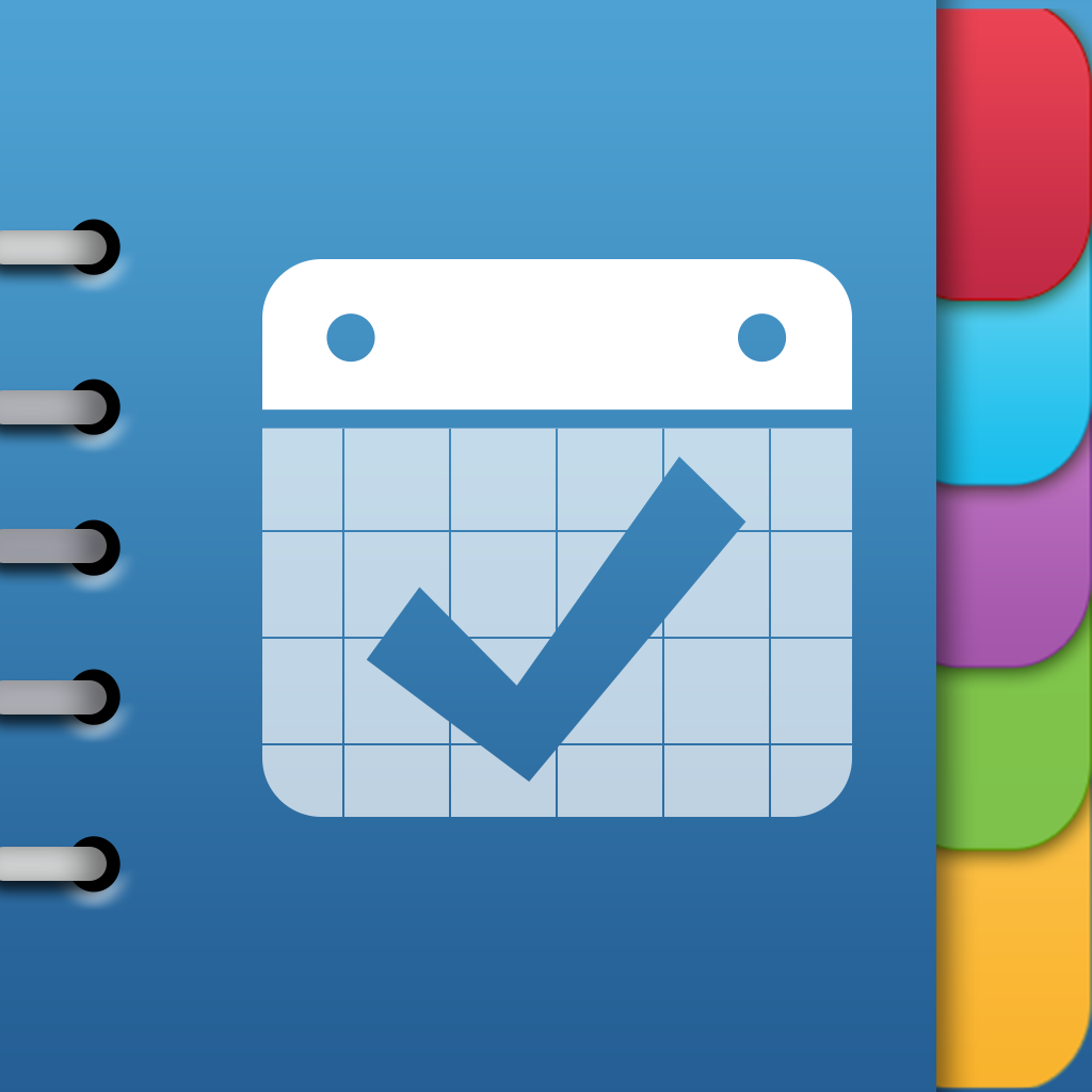 Pocket Informant - Day Planner with full GTD-style Tasks