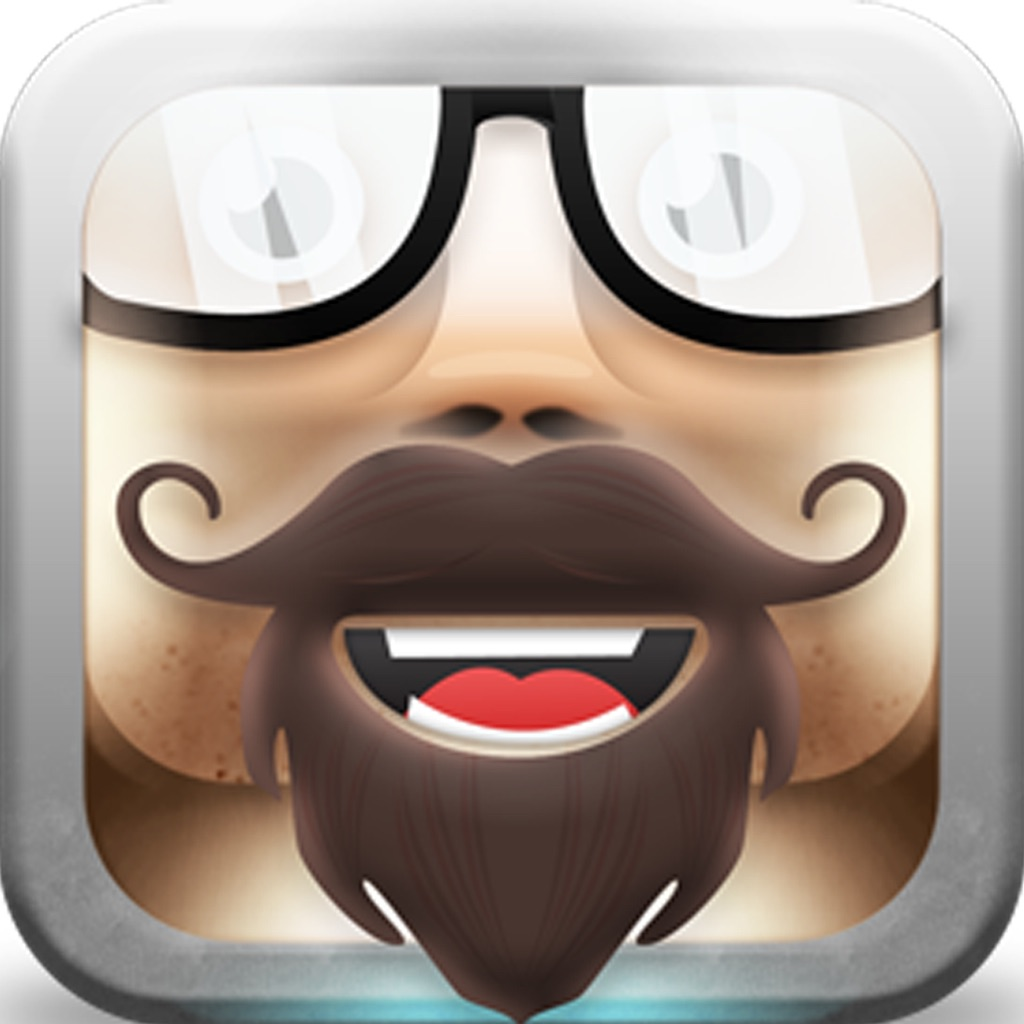 Beard Dynasty - Beard & Duck Fun Stickers icon