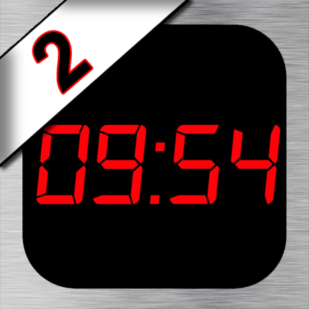 iDigital Big2 Alarm Clock HD