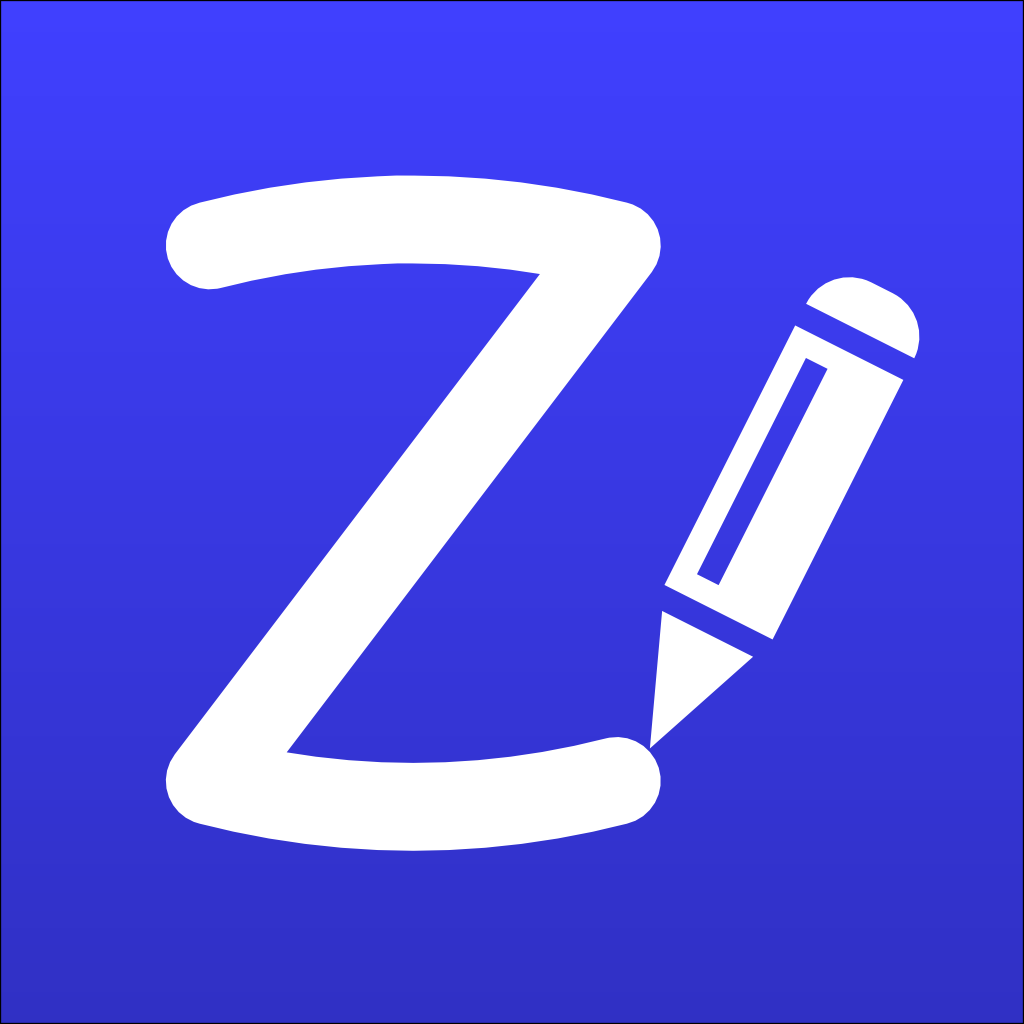 ZoomNotes - Note take, Sketch, Annotate PDF and Present