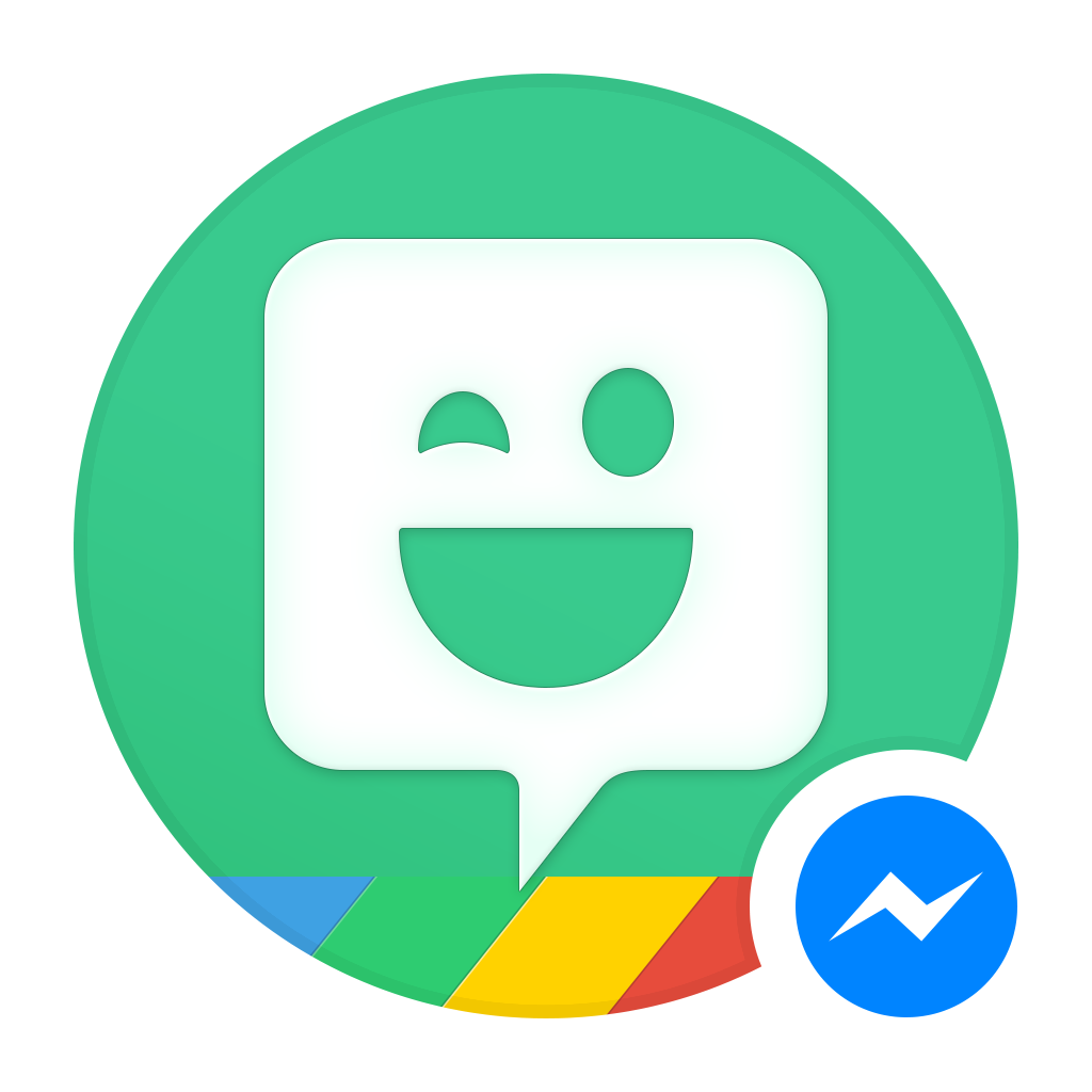 Bitmoji for Messenger icon