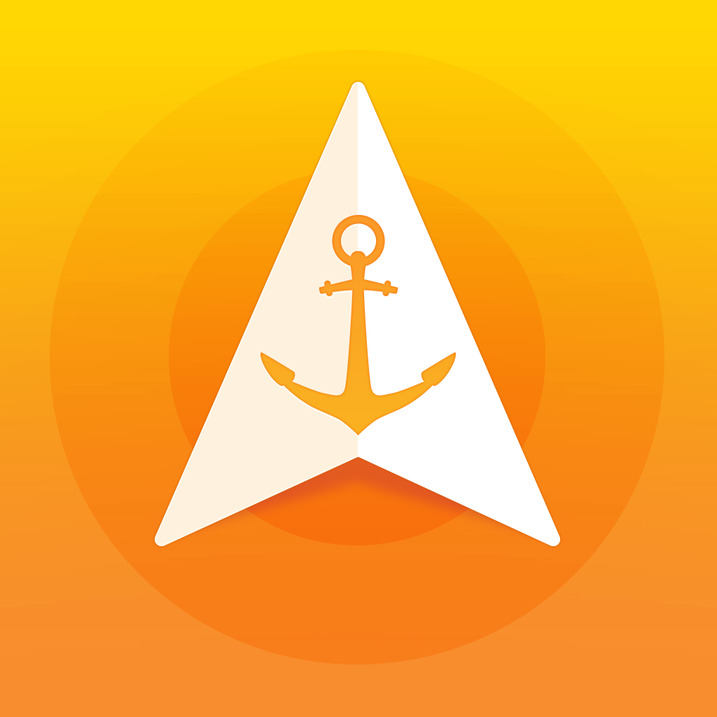 Anchor Pointer — GPS Compass (Find your parked car)