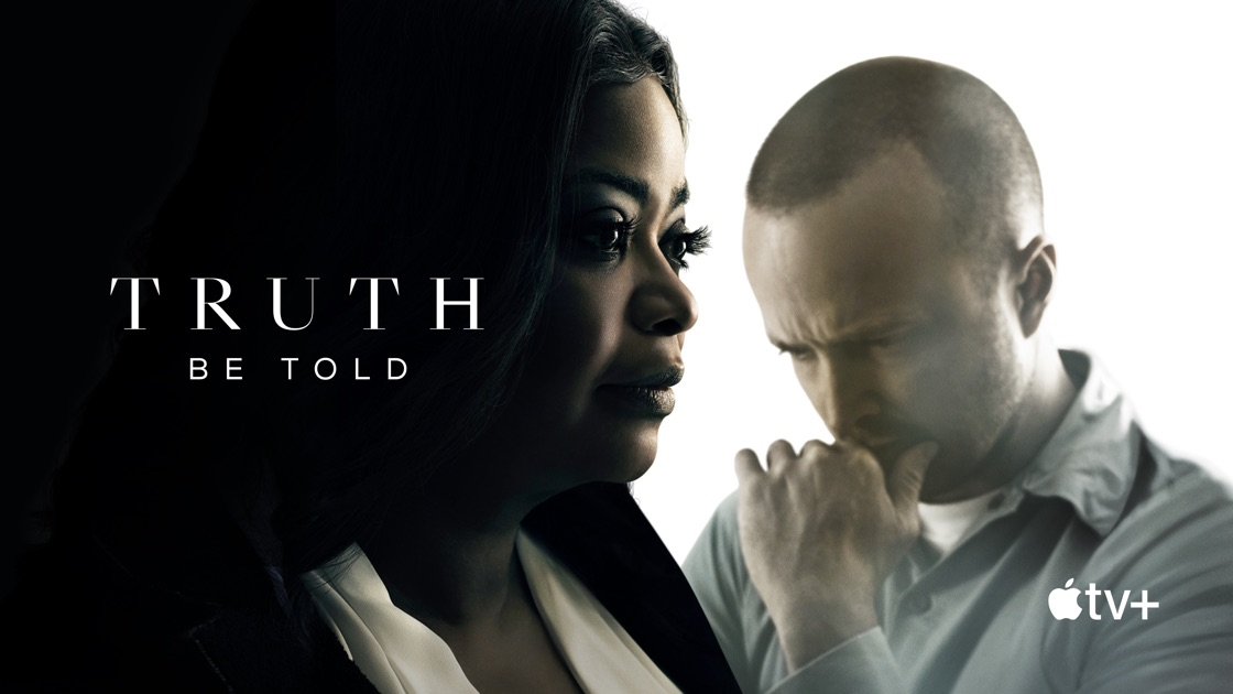 Truth Be Told, Apple TV+, product placement, entertainment marketing, svod platform