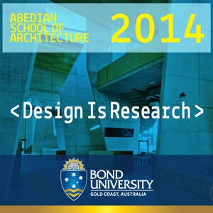 Design Is Research - Architecture Lecture Series