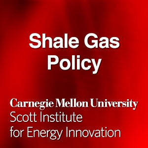 Shale Gas Policy (Video)