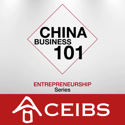 Cover image of China Business 101