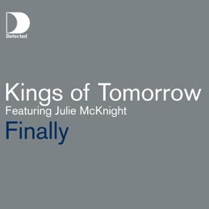 Kings of Tomorrow - Finally feat. Julie McKnight