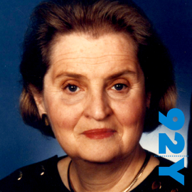 Madeleine Albright At the 92nd Street y On the Role of Religion In World Politics (Original Staging) audiobook