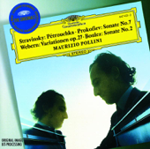 Piano Variations, Op. 27: II. Sehr schnell