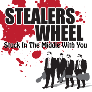 Stealers Wheel - Stuck In the Middle With You (Rerecorded)