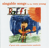 Singable Songs for the Very Young - EP