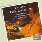 Anner Bylsma - Cello Concerto No.8 in C major G481 : I Allegro moderato