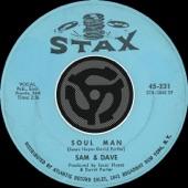 Sam & Dave - Soul Man (45 Version)