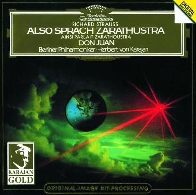 Also Sprach Zarathustra, Op.30: Prelude (Sonnenaufgang) - Berlin Philharmonic & Herbert von Karajan song