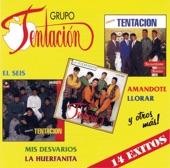 grupo tentacion - Cancion de Amor