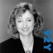 Deborah Tannen at the 92nd Street Y