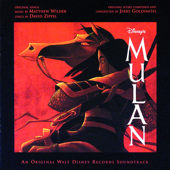 I'll Make A Man Out Of You (Soundtrack Version)-Donny Osmond & Chorus - Mulan