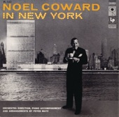 Noël Coward - The Party's over Now