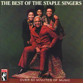 The Best Of The Staple Singers-The Staple Singers