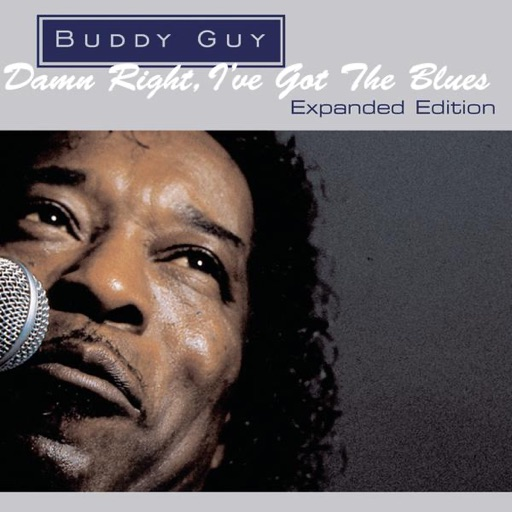 Art for Damn Right, I've Got the Blues by Buddy Guy