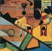 David Russell, guitar - Un Sueno en la Floresta