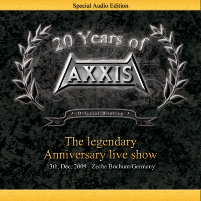 20 Years of Axxis (Live) - Axxis