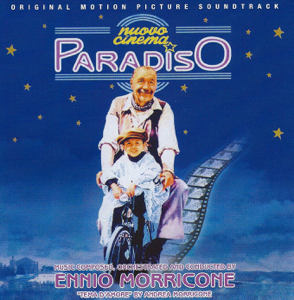 摩里科內 - Nuovo Cinema Paradiso (Original Motion Picture Soundtrack)