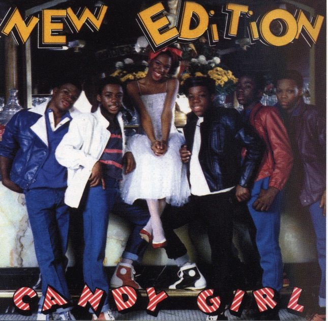 Candy Girl Tour New Edition
