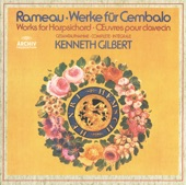 Kenneth Gilbert - Couperin: Troisieme livre de clavecin - Couperin: 14th order in D major- Les Fauvetes Plaintives