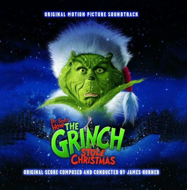 Dr. Seuss' How the Grinch Stole Christmas (Original Motion Picture ...